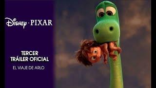 Disney España | El viaje de Arlo (The Good Dinosaur) | Tercer tráiler