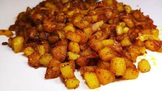 ഒരു ഈസി ഉരുളക്കിഴങ് ഫ്രൈ/Potato Fry In Malayalam/Potato Recipe Malayalam