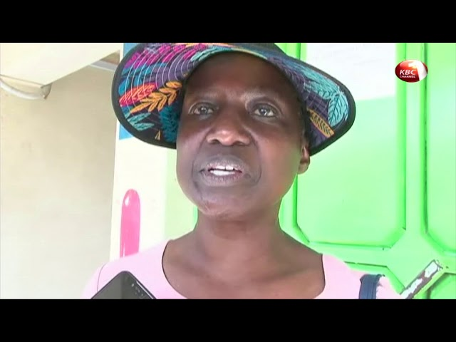 Kitengela residents face  robbery  losses and insecurity insecurity
