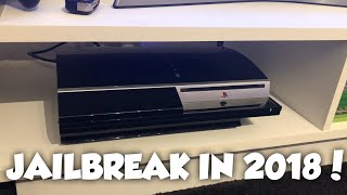 How To Jailbreak A PS3 And Install CFW In 2018!