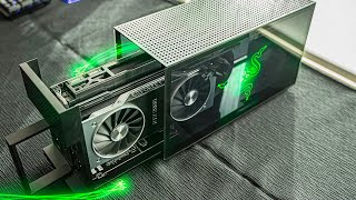 This Gaming PC Is DIFFERENT! Razer Tomahawk Changes The Game