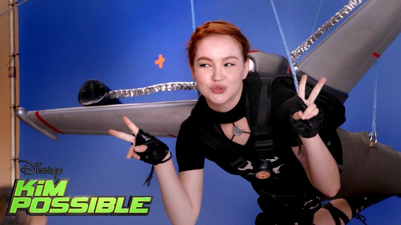 Download Becoming Kim Possible | Kim Possible | Disney Channel Original Movie