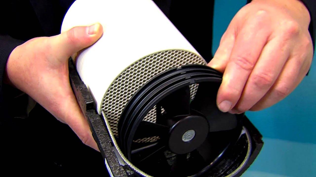 Dezentrale Luftung Mit Warmeruckgewinnung