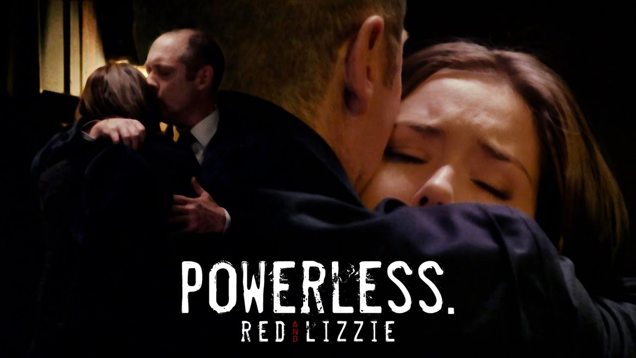 red and lizzie relationship