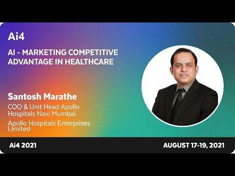 AI - Marketing Competitive Advantage in Healthcare
