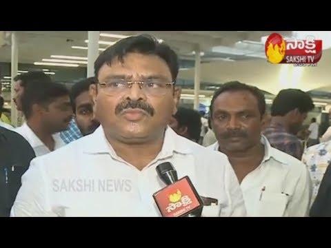 Ambati Rambabu Slams Chandrababu For Involvement In RGV Issue