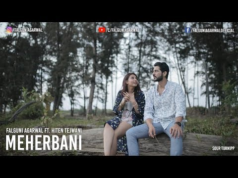 Meherbani Cover | Falguni Agarwal | Hiten Tejwani | The Shaukeens | Arko | Jubin Nautiyal