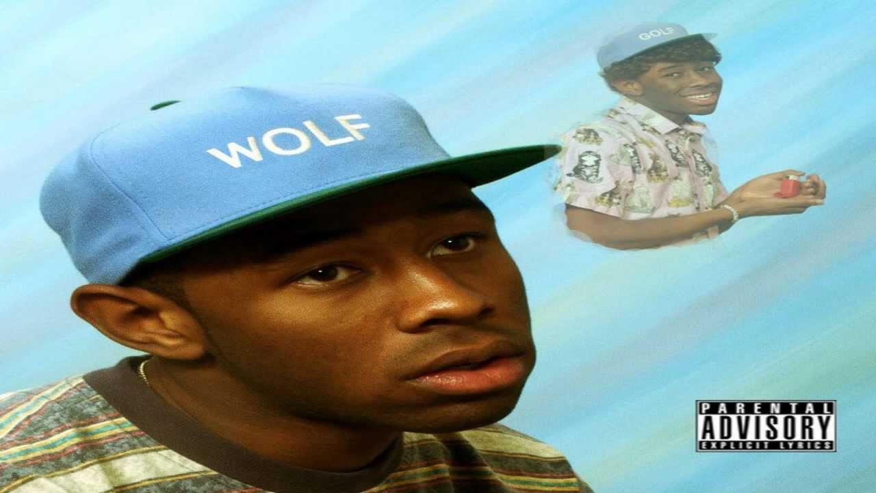 Tyler, the creator wolf (vinyl, lp, album, limited edition.