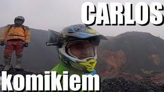 Motovlog  Carlos komikiem