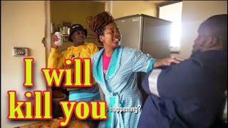 Sbongile noMdu - In-law fight (LEON GUMEDE)