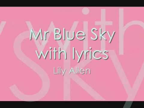 Mr Blue Sky With Lyrics Free Mp3 Download