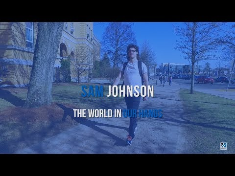 Sam Johnson The World In Our Hands