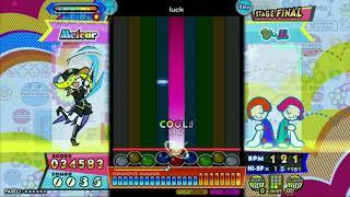 luck  (EASY)  /  ポップン