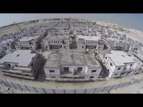 ACICO SYSTEM 667 VILLAS IN QATAR