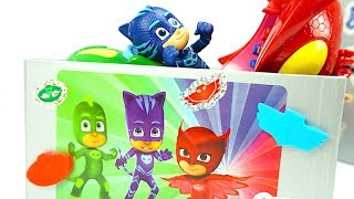Герои в масках делаем коробку для игрушек