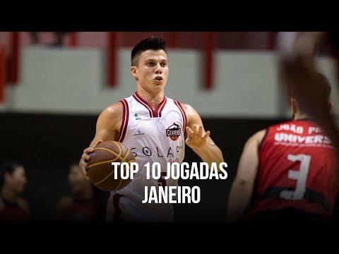 Top 10 Jogadas de Janeiro