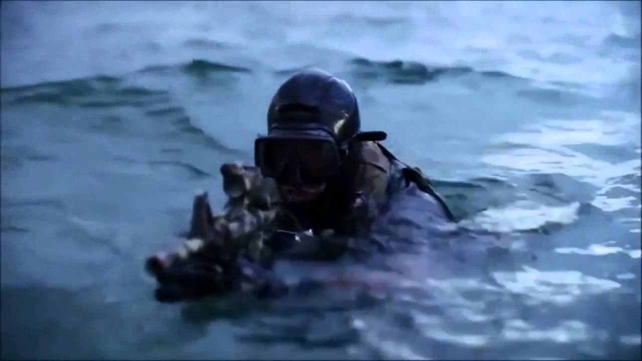 "Navy SEALs | ""The Only Easy Day Was Yesterday"""