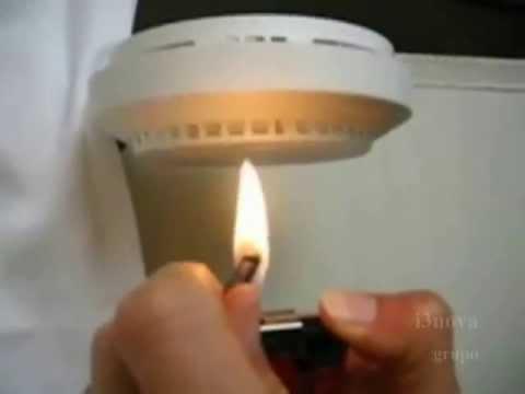 Detector Incendio