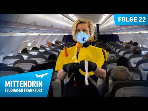 Fliegen in Corona-Zeiten   Mittendrin Extra - Flughafen Frankfurt (22)