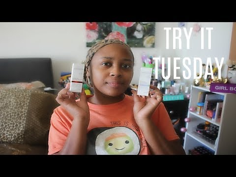 Try It Tuesday-  First Impression Of Dollar Tree Skincare!