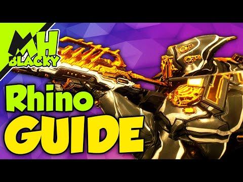 WARFRAME Rhino (Prime)