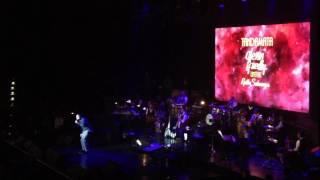 Stand Up Pandji di Konser Tanda Mata Glenn Fredly