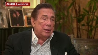 Donald Sterling on race, Magic & the NBA