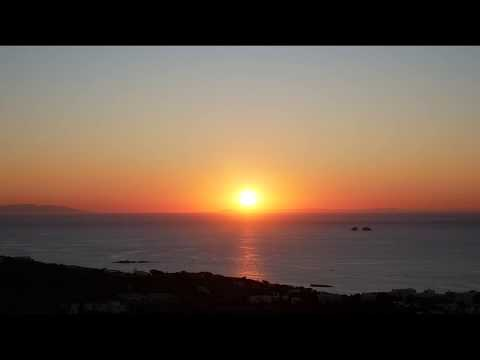 Chillout mix from ChristoZ leaded by the Sunset View from the Taxiarhaki Luxury Villa
