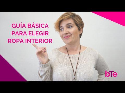 Guía básica para elegir ropa interior | Asesoría de imagen personal