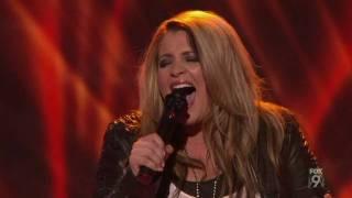 "true HD Lauren Alaina ""Turn On the Radio"" - Top 24 (12 girls) American Idol 2011 (Mar 2)"