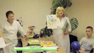В стационаре детской больницы открылась библиотека для маленьких