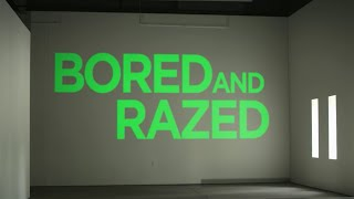 "The Raconteurs - ""Bored and Razed"" (Lyric Video)"