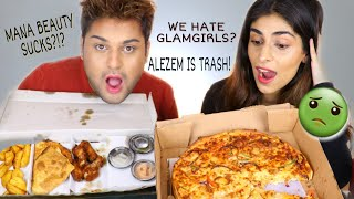 Desi Makeup Products and Brands we HATE!!! EATING SHOW/MUKBANG feat. Shayan Hyder | madeupshaheer