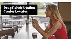 Drug Rehabilitation Center Locator