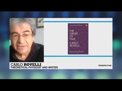 Perspective - Physicist Carlo Rovelli: 'Time does not exist'