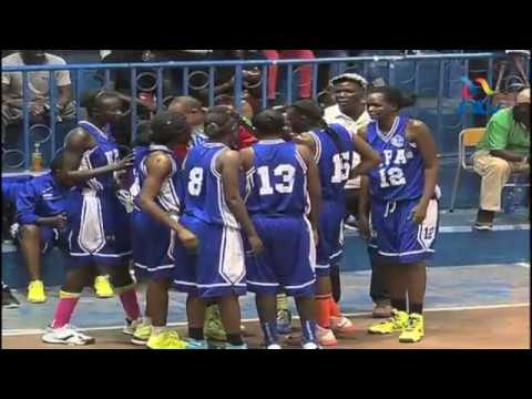 KBF FINALS: Equity Bank win game 5 in overtime to be crowned 2016 national women's league champions