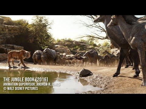 The Jungle Book - Andrew R. Jones, Animation Director Interview Filmpulse