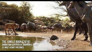 The Jungle Book - Andrew R. Jones, Animation Director im Interview