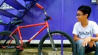 FGFS - Bike Check xe đạp Fixed Trick của Đoàn Kinh Quốc
