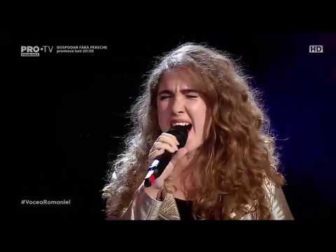 Vocea României 2017 Zsuzsana Cerveni  Mistreated  Deep Purple
