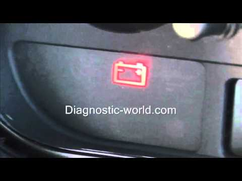 Kia Romeo Battery Warning Light What It Means Checking