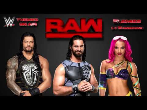 NEW WWE RAW 2016 THEME SONG -