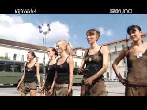 Italia's Next Top Model 3 - Episode 2 - Challenge