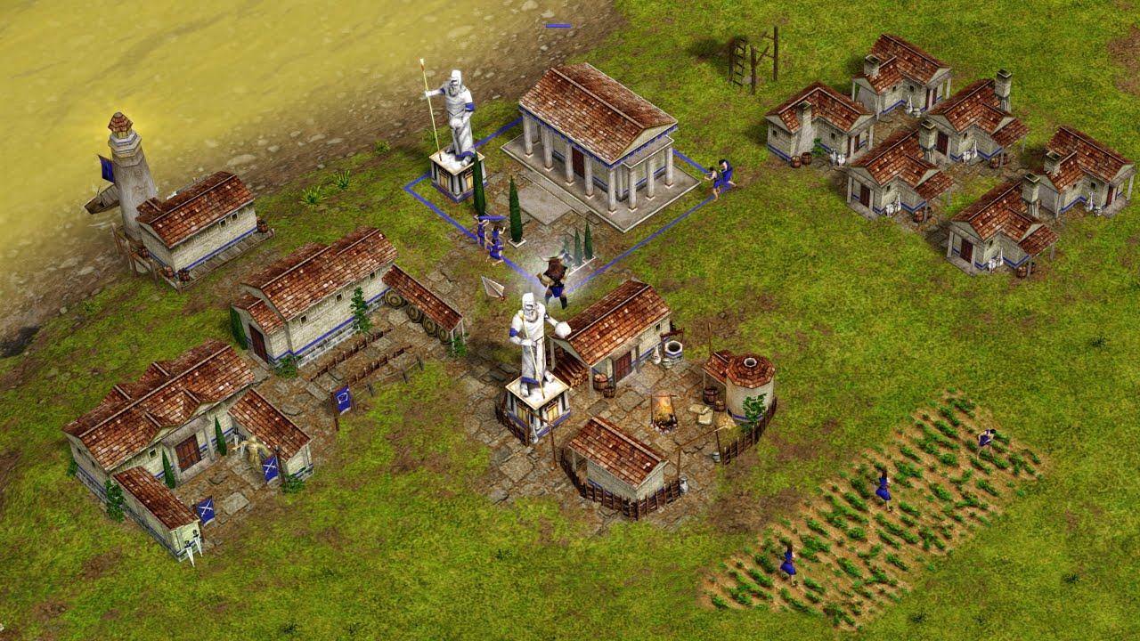 Download Game Age of Mythology PC