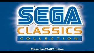 Sega Classics Collection Ps2 Gameplay