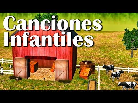 La Granja del Abuelo - Canciones Infantiles - Videos Educativos para Niños #