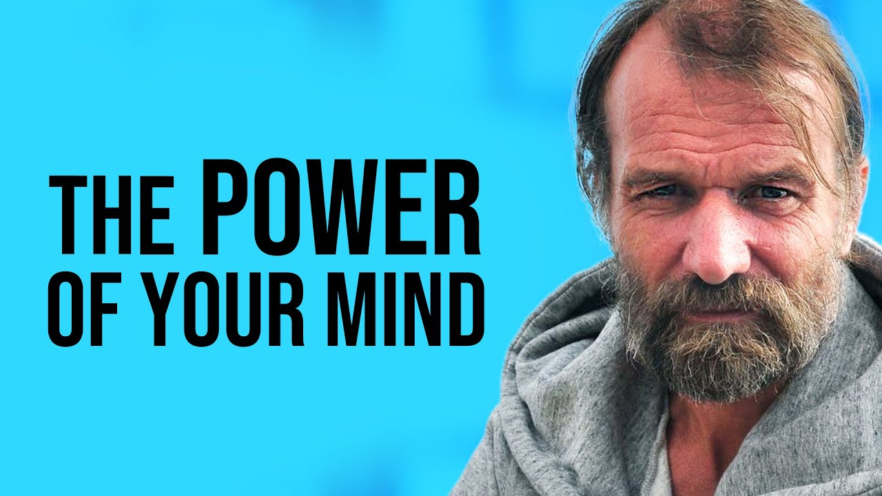 """Wim Hof """"The Iceman"""" on the Resilience and Strength Your Body is Truly Capable of Achieving"""