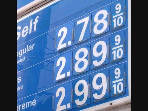 Take a look of past gas prices