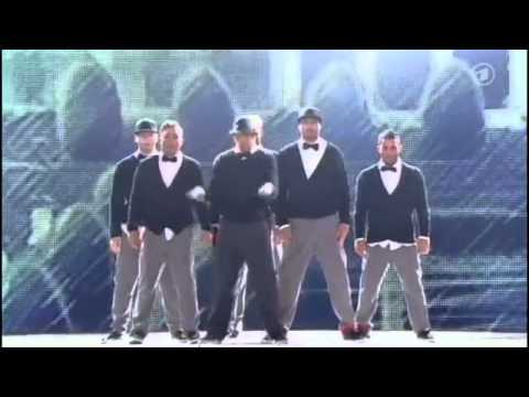 ESC 2011 - Flying Steps - Flying Bach - BREAKDANCE WITH CLASSIC MUSIC