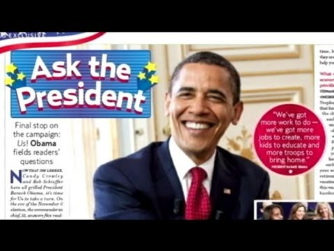 Presidential Election 2012: Obama, Romney Reach Out to Young Voters